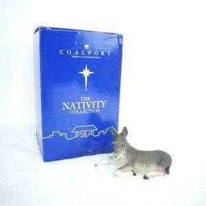 Coalport Wedgewood The Nativity Collection Donkey